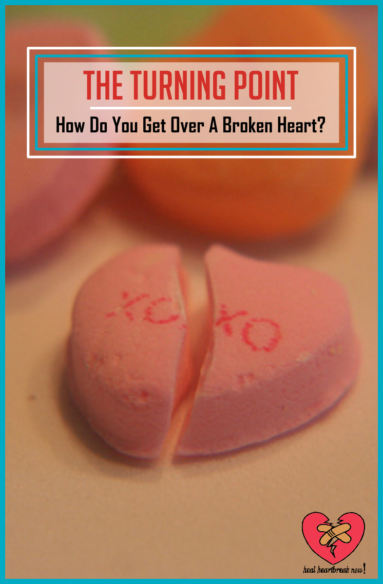How Do You Get Over A Broken Heart? | Learn what you need to do to start to move on from a broken heart from Heal Heartbreak Now!