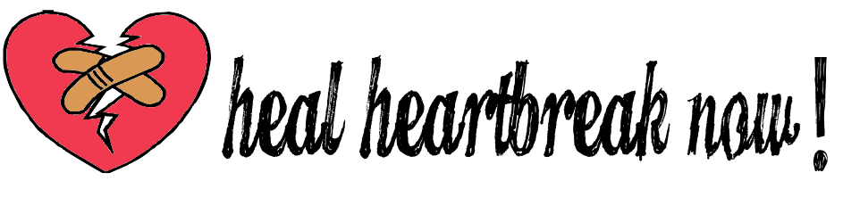 Heal Heartbreak Now! header image